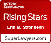 Erin Super Lawyer Rising Star