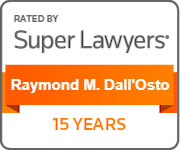 Raymond Super Lawyer 15 Years