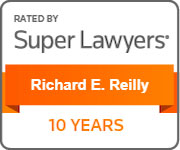 Richard Super Lawyer 10 Year