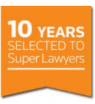 10 Years super lawyer