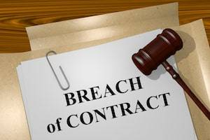 Milwaukee breach of contract claim attorney