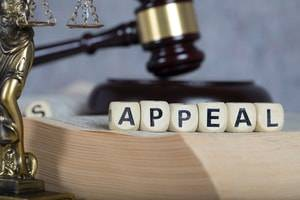 Milwaukee criminal defense attorneys, federal criminal appeal, appeals process,  federal appeal, appealing a verdict