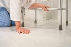Milwaukee slip and fall attorneys, slip and fall accidents, senior citizen injuries