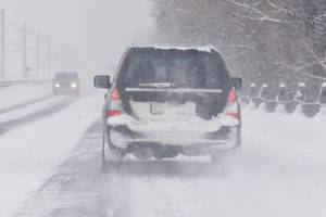 Milwaukee winter car accident injury lawyer